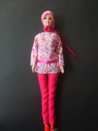 Nuansa Collection - boneka barbie 6241ded16f